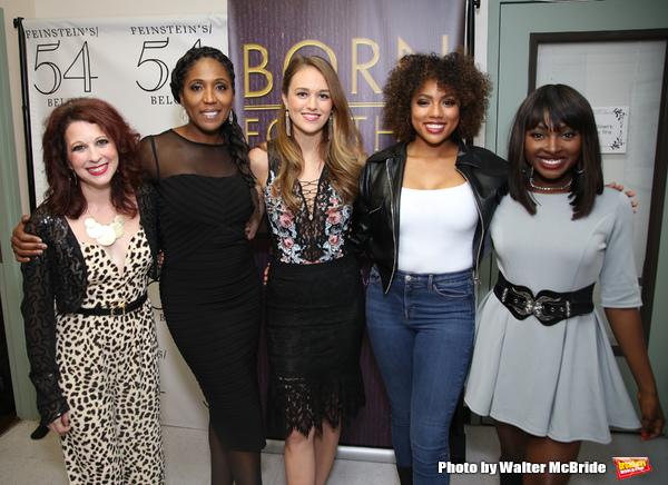 Kirsten Wyatt, Nita Whitaker, Maddie Shea Baldwin, Liisi LaFontaine and Loren Lott  Photo