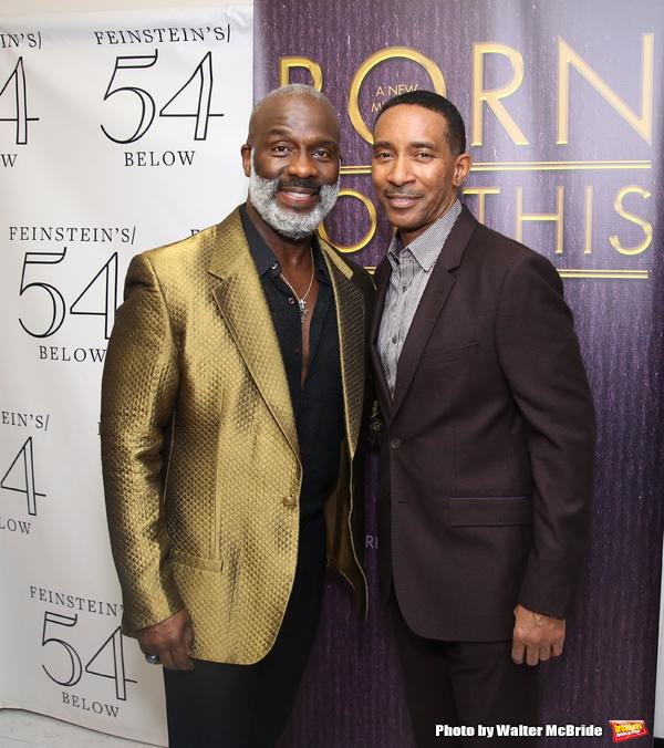 BeBe Winans and Charles Randolph-Wright Photo
