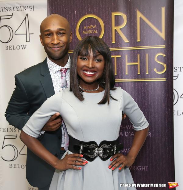 Donald Webber Jr. and Loren Lott