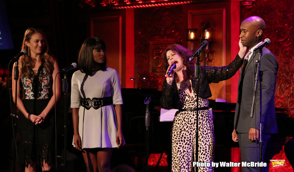 Photo Coverage: Broadway-Aimed BORN FOR THIS Gives Sneak Peek at Feinstein's/54 Below!
