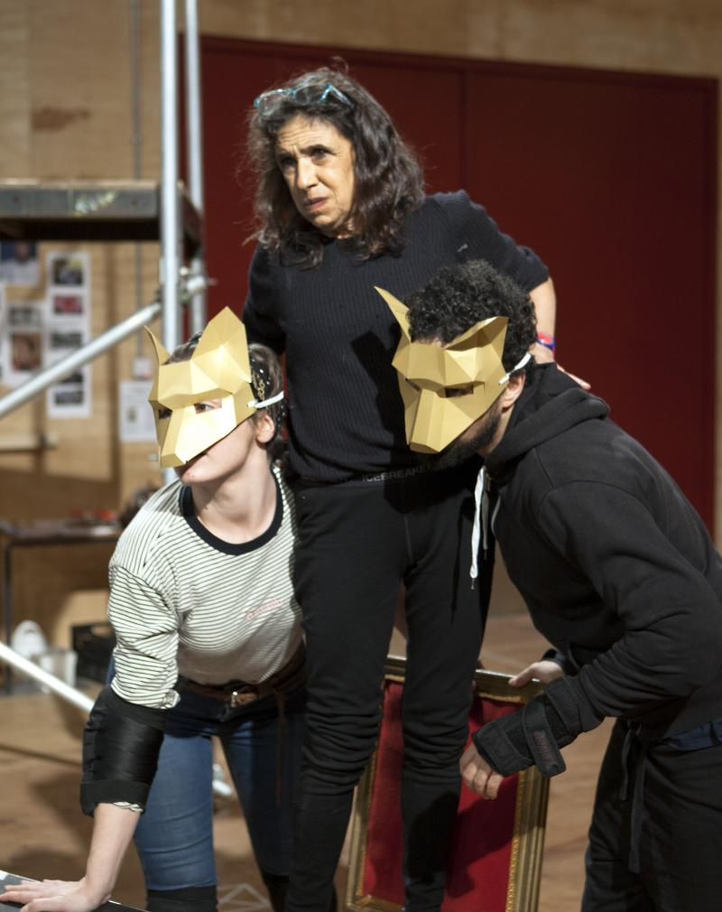 BWW Interview: Kathryn Hunter Talks TIMON OF ATHENS