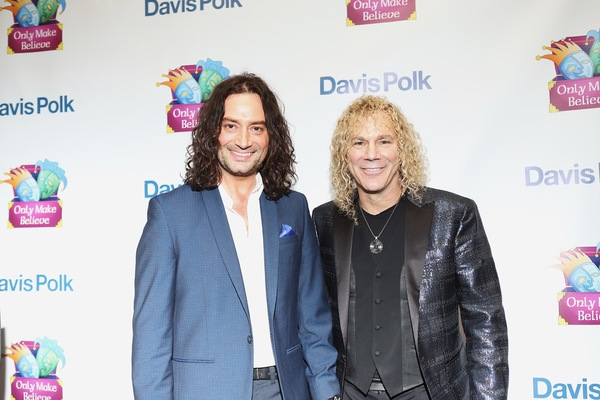 Constantine Maroulis and David Bryan Photo