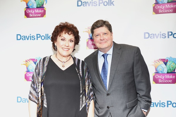 Photo Coverage: Montego Glover, Rachel Dratch & More Attend MAKE BELIEVE ON BROADWAY