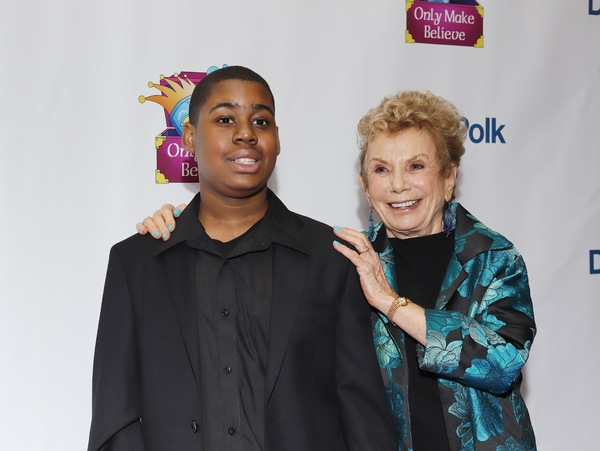 Dena Hammerstein and Young OMB Performer