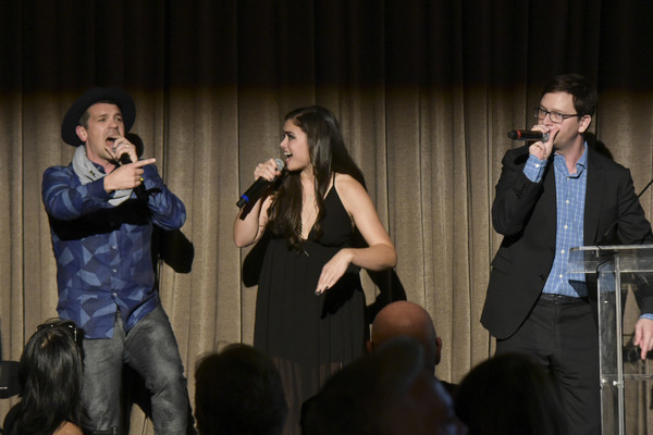 Anthony Veneziale, Ashley Perez Flanagan, Chris Sullivan