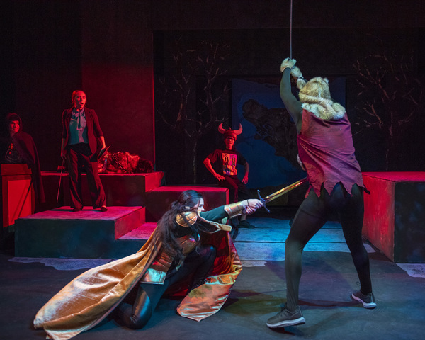 Photo Flash: Foothill Theatre Arts Presents SHE KILLS MONSTERS
