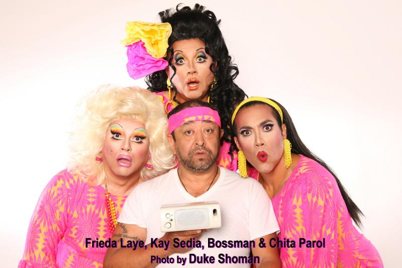 BWW Interview: CHICO'S ANGELS' Bossman Alejandro Patino's Much More Than Just A Secondary Character