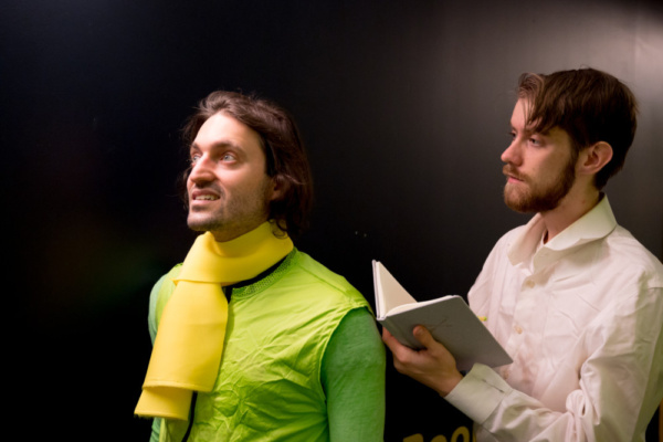 Photo Flash: First Look at EPIC's THE LITTLE PRINCE, Coming To The Flea