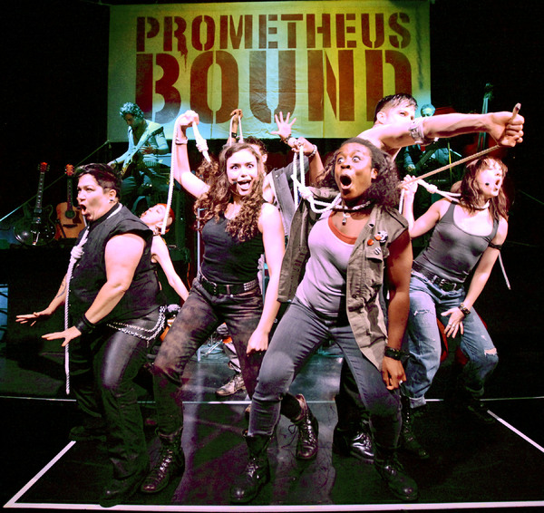 Exclusive: 10 ExtraOrdinary Days of A.R.T. - A Look Back On PROMETHEUS BOUND With Gavin Creel, Lena Hall, Uzo Aduba and More!