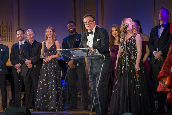Photo Flash: The Stars Celebrate Nathan Lane at the 2018 Drama League Gala
