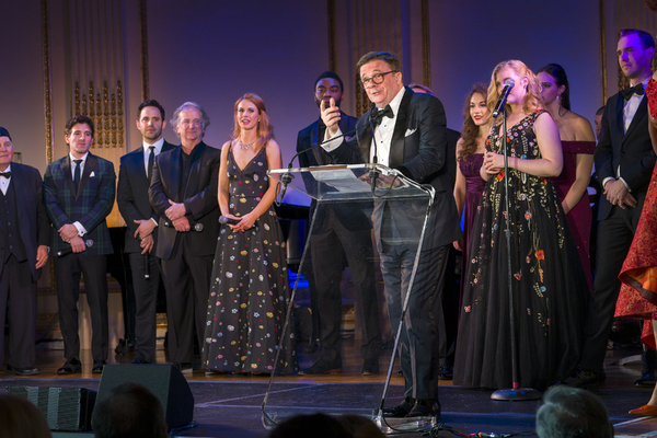 Photo Flash: The Stars Celebrate Nathan Lane at the 2018 Drama League Gala