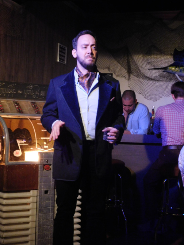 Photo Flash: First Look at Regeneration Theatre's SMALL CRAFT WARNINGS