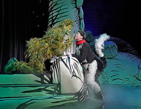 Photo Flash: HOW THE GRINCH STOLE CHRISTMAS! At The Old Globe