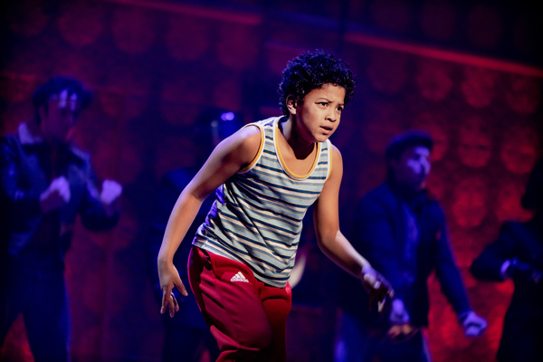 Photo Flash: First Look at BILLY ELLIOT at Signature Theatre