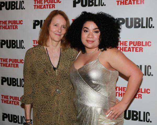 Jo Bonney and Patricia Ione Lloyd
