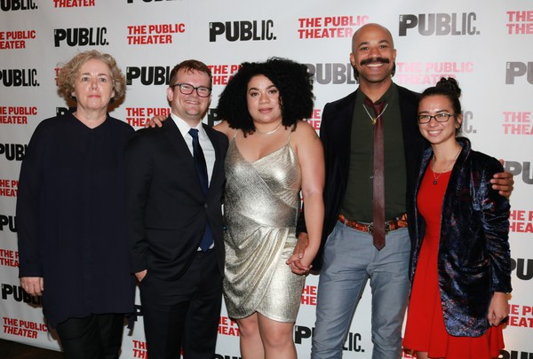 Jeanie O'Hare, Jack Moore, Patricia Ione Lloyd, Jesse Alick and Phoebe Corde