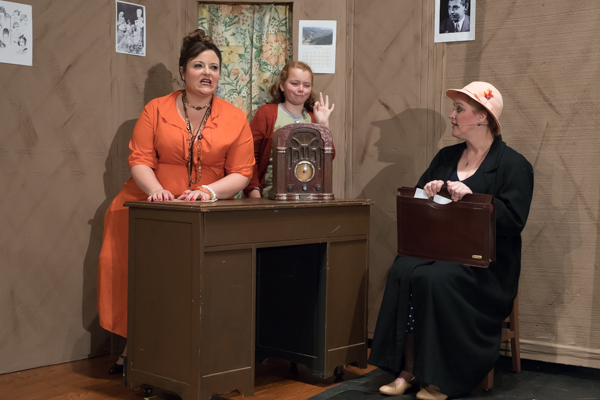 Photo Coverage: First look at King Avenue Players' ANNIE