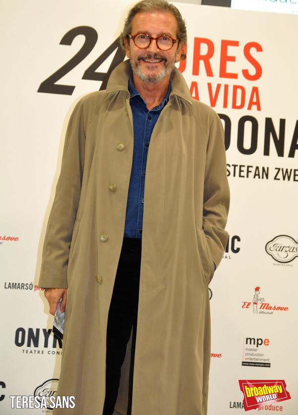 PHOTO FLASH: 24 HORES DE LA VIDA D'UNA DONA se estrena en Barcelona