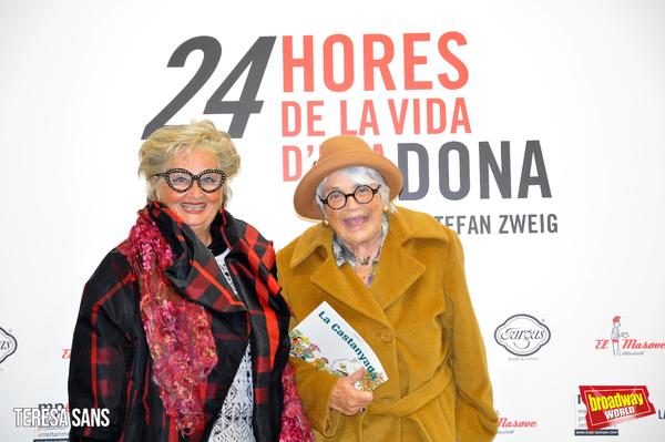 Photos: 24 HORES DE LA VIDA D'UNA DONA se estrena en Barcelona