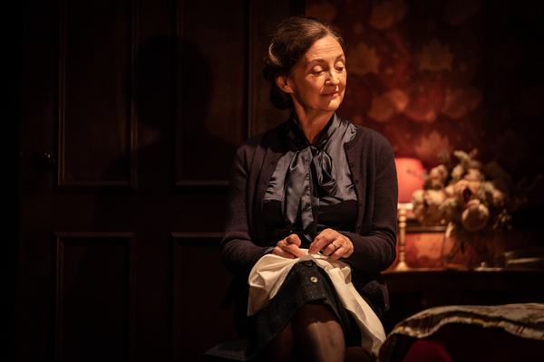 Photo Flash: FIrst Look at Pinter at the Pinter's PINTER FOUR