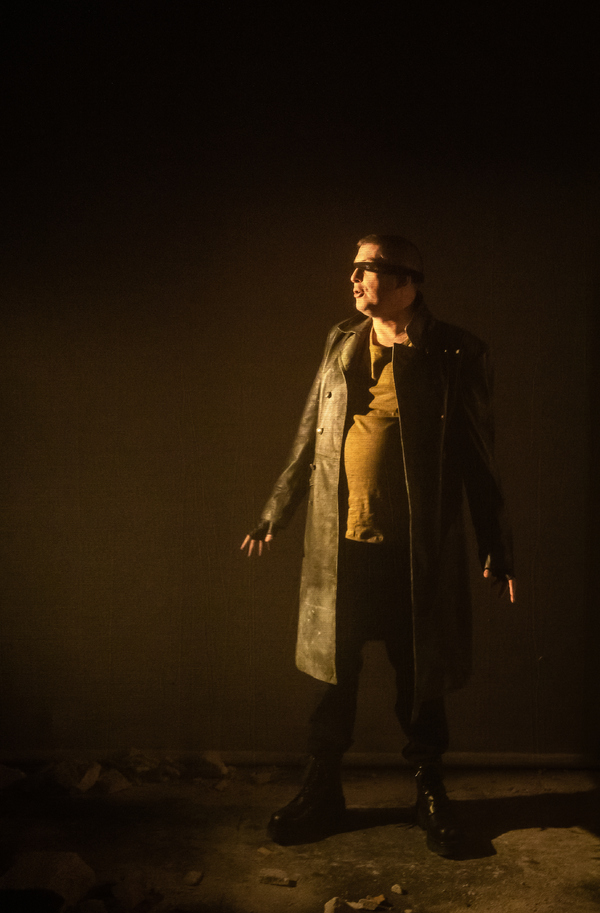 Photo Flash: First Look at MIRABEL at Ovalhouse