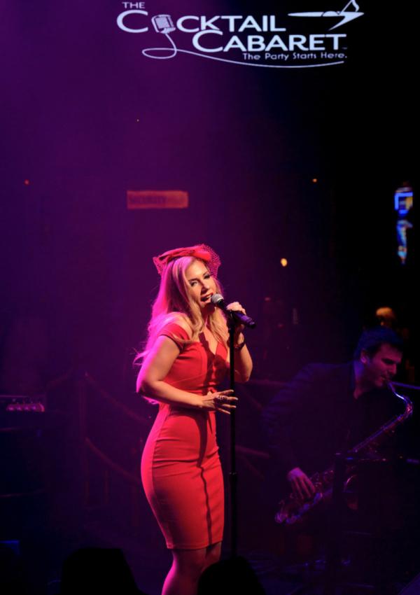 Photo Flash: The Cocktail Cabaret Resumes Performances November 21