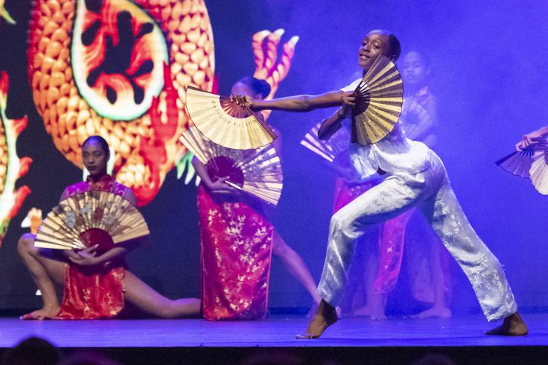 BWW Review: THE 2018 WORLD CHOREOGRAPHY AWARDS  OCTOBER 23, 2018 at The Saban Theatre