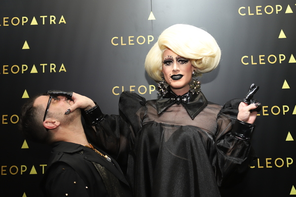 Dusty Ray Bottoms and  J.T. Horenstein