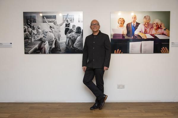 Photos: Elaine Paige & Wayne Sleep Mark Royal Voluntary Service 80th Anniversary At London Event