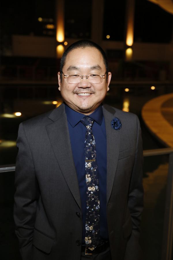 Actor Aaron Takahashi