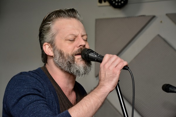 Photo Coverage: Inside Day One of Rehearsals For ROCKERS ON BROADWAY