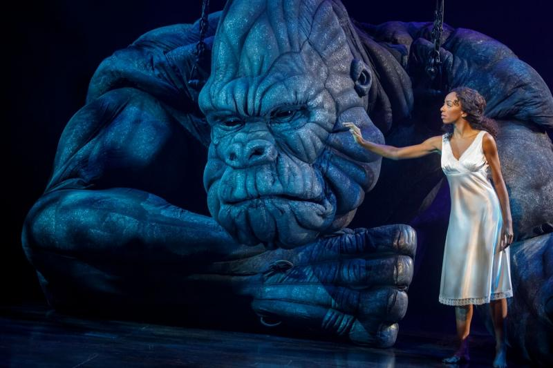 BWW Review: KING KONG: It Was Inept Writing Killed The Musical