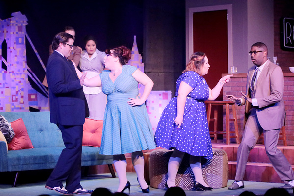 Photo Flash: First Look at COSI FAN TUTTE at Opera in the Heights