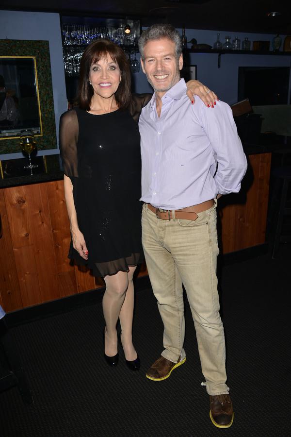 Joan Ryan and Kevin Spirtas