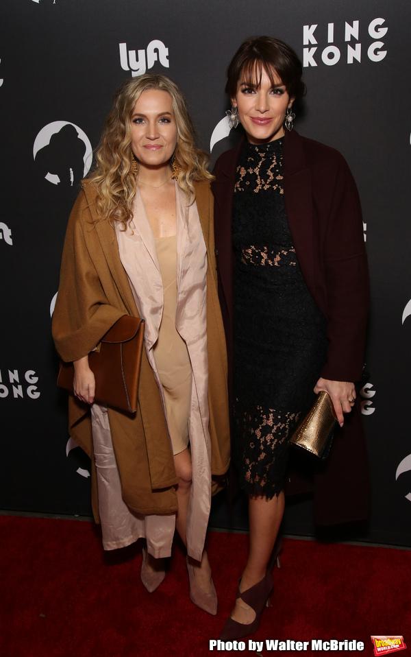 Lora Lee Gayer and Kelli Barrett