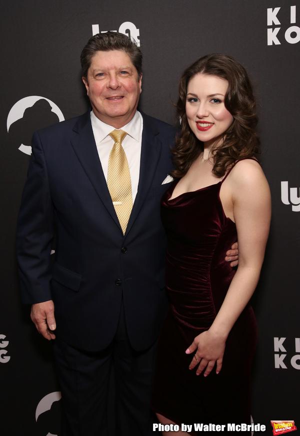 Michael McGrath and daughter Kathleen McGrath