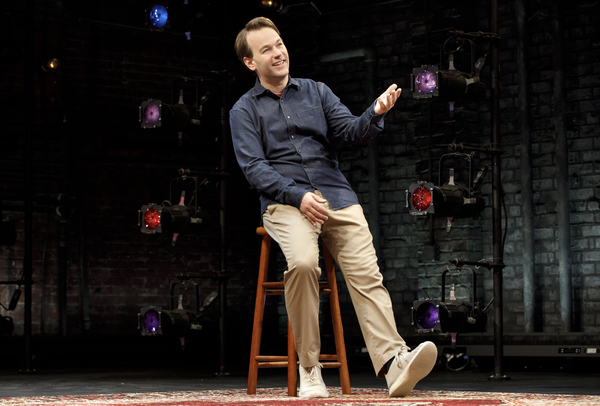 Mike Birbiglia's The New One Production Photo - Mike Birbiglia