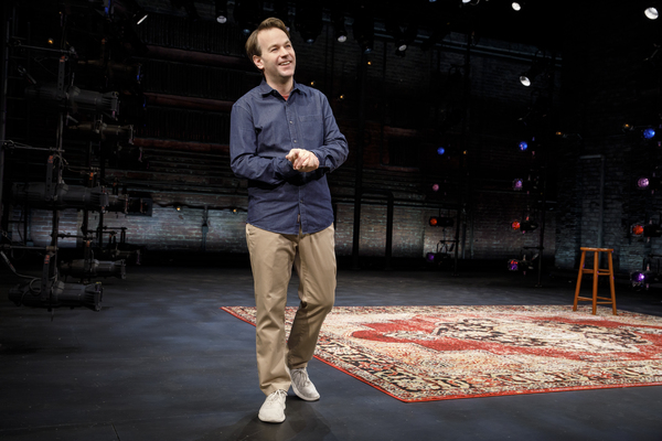 Photo Flash: First Look at Mike Birbiglia's THE NEW ONE