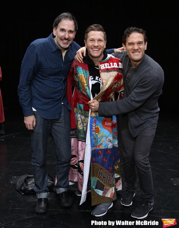 Erik Lochtefeld, Marty Lawson and Eric William Morris  Photo