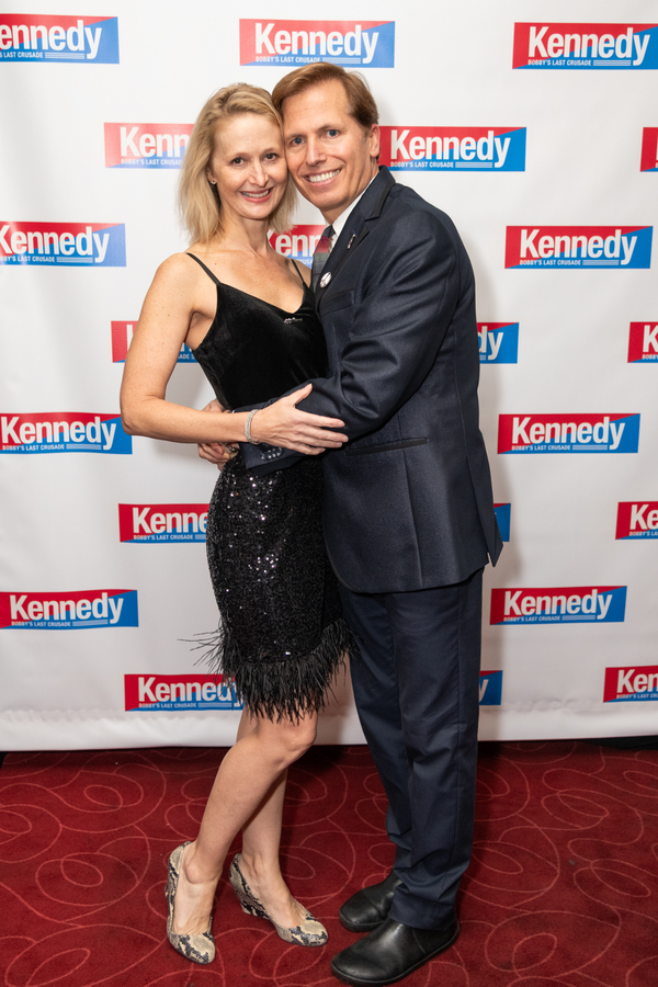 Amber Paul and David Arrow Photo