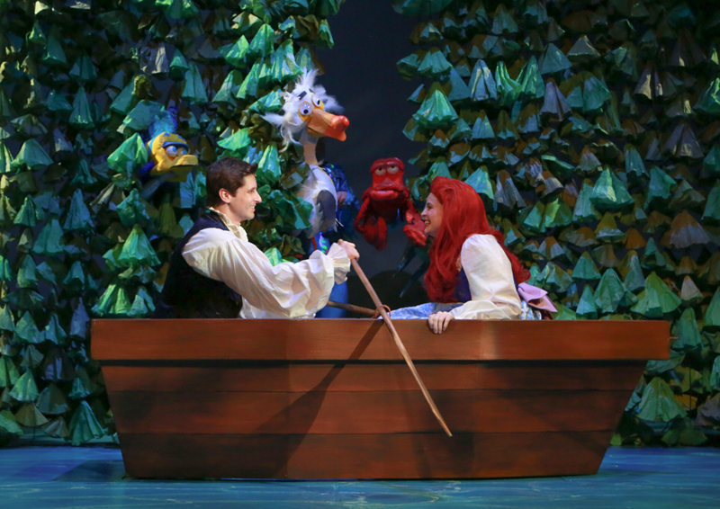 BWW Review: Nashville Children's Theatre's THE LITTLE MERMAID is Utterly Delightful