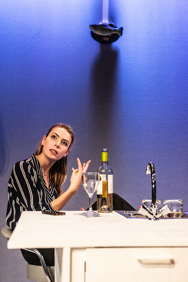 Photo Flash: First Look at CHUTNEY