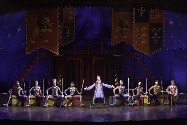 Exclusive: 10 ExtraOrdinary Days of A.R.T. - A Look Back On PIPPIN With Patina Miller, Andrea Martin, Matthew James Thomas, and More!