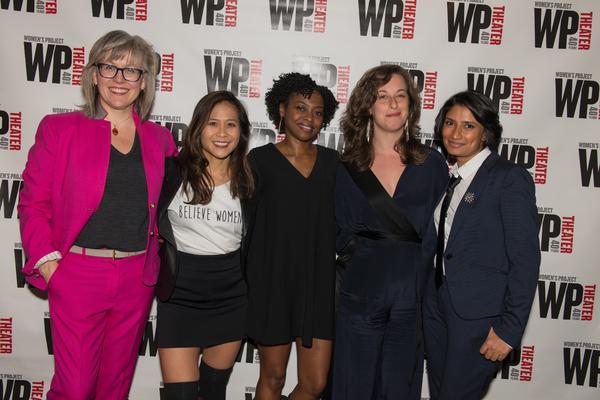 Lisa McNulty, May Adrales, Pascale Armand, Rachel Karpf, Gulshan Mia