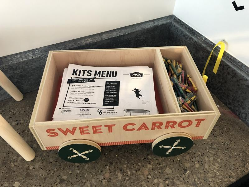BWW Review: SWEET CARROT - A Fresh, Innovative Approach to Homemade Comfort Food