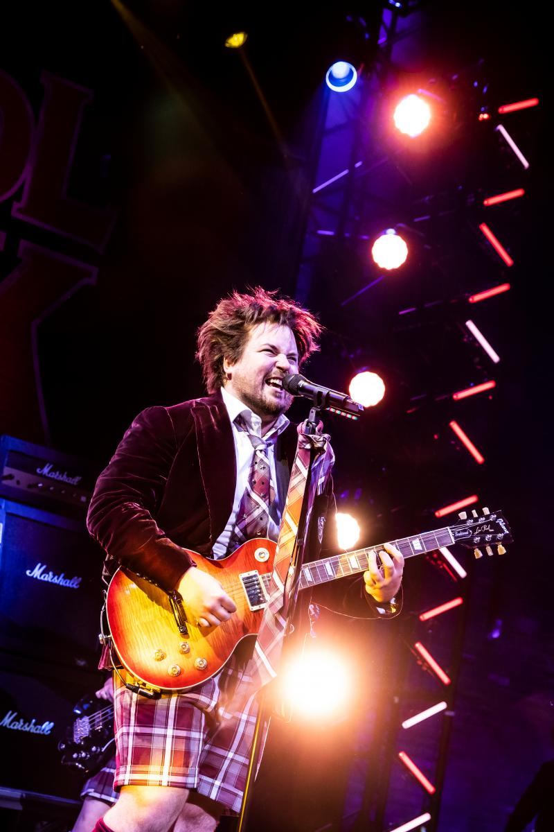 BWW Review: SCHOOL OF ROCK strengthens Melbourne during the premiere!