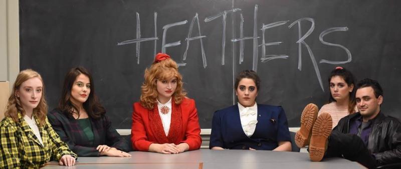 Photo Flash: UConn Dramatic P.A.W.S. Presents HEATHERS