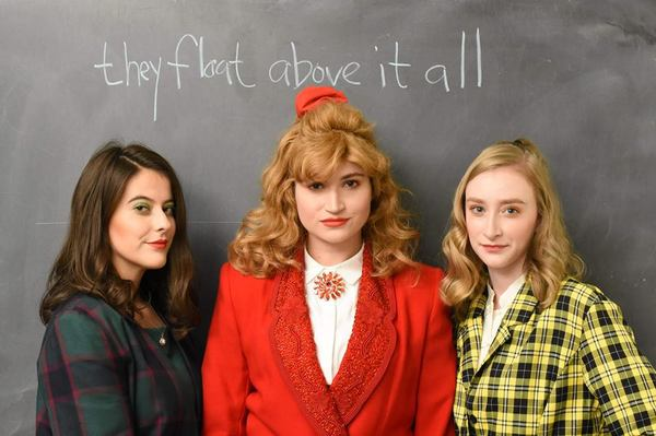 Photo Flash: UConn Dramatic P.A.W.S. Presents HEATHERS