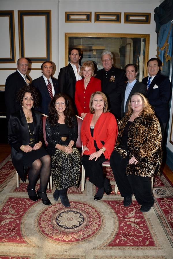 Steven Maglio, Tony LoBianco, James Valenti, Anne Akers, Ed Schloeman, Michael Lavine, Lee Roy Reams, Sula Haska, Christine Ranck. Randi Levine Miller and Patti Wyss