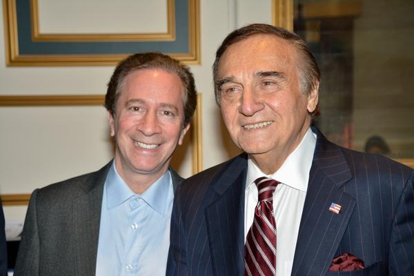 Michael Lavine and Tony LoBianco